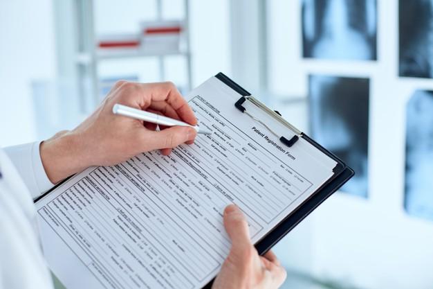 Patients Registration Form