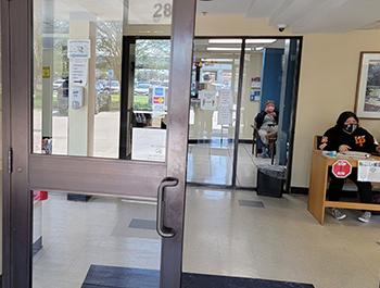 La Porte Office